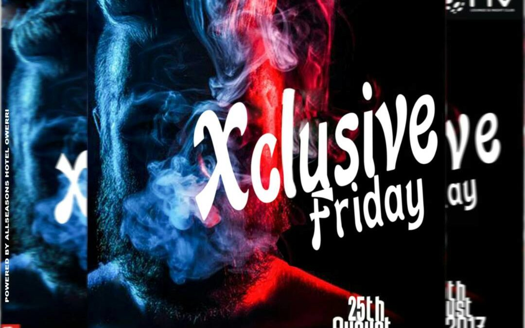 Exclusive Friday Night Clubbing…